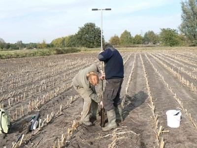 Archeologisch booronderzoek bij inventariserend veldonderzoek (IVO) VUhbs