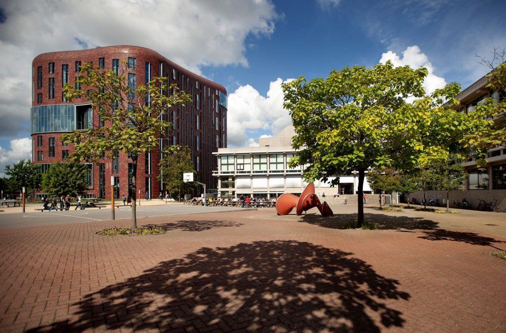 Campus Vrije Universiteit Amsterdam